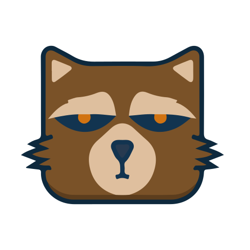 Galaxy guard - raccoon rocket Icon