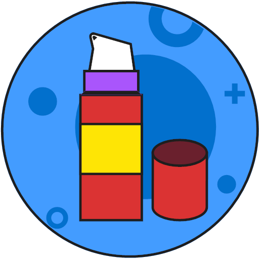 Liquid Foundation Icon