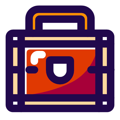 cosmetics case Icon