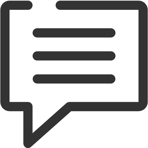 Consultation, online customer service, communication, chat Icon