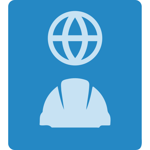 Engineering visa Icon