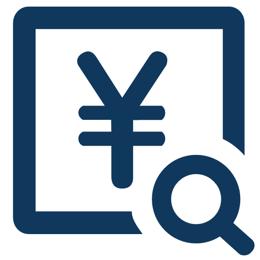 Enterprise payment inquiry Icon