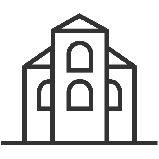 Architecture Castle Icon