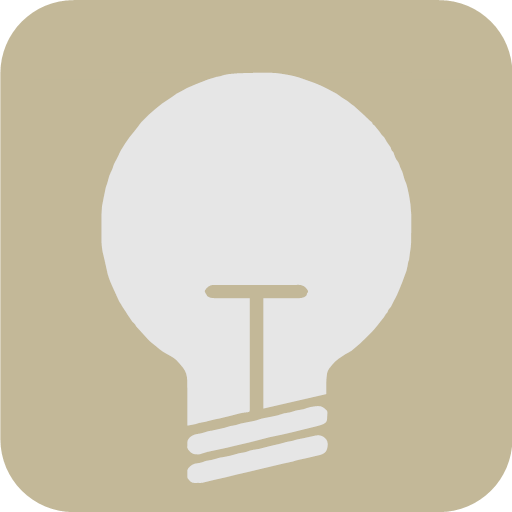 Light bulb / inspiration Icon