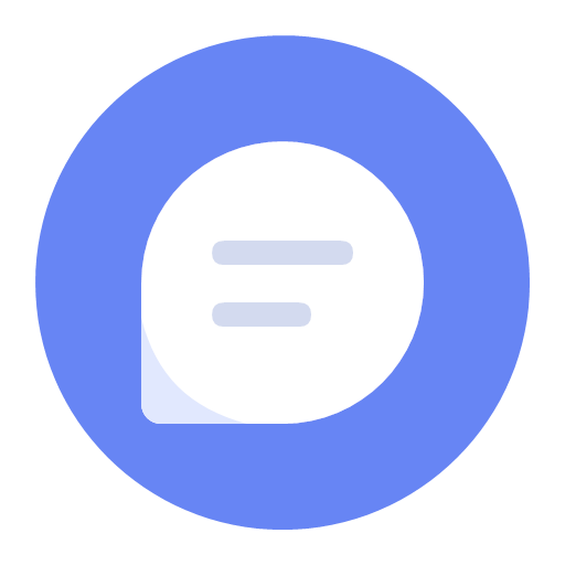 Comment reply bubble Icon