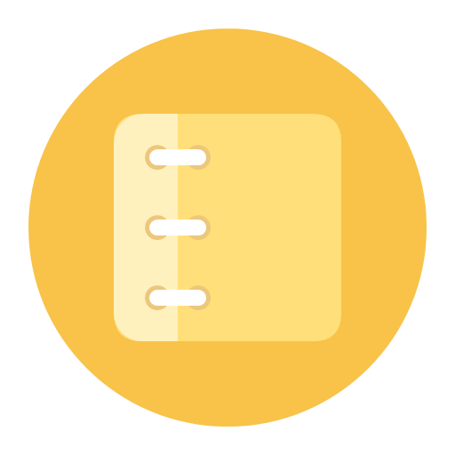 Note Notepad Icon