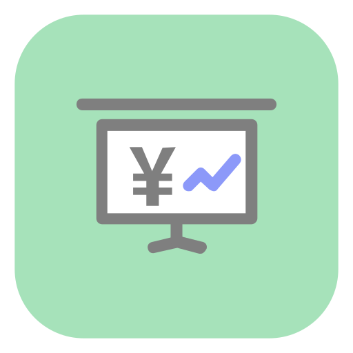 Conference fee settlement Icon