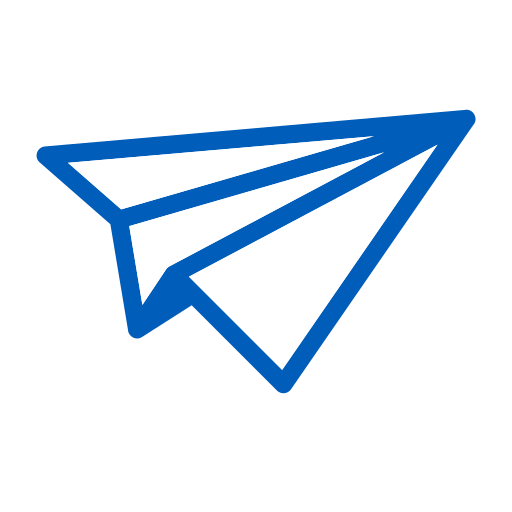 wd-accent-paper-airplane Icon