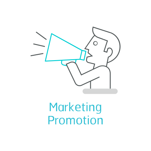 Marketing promotion Icon