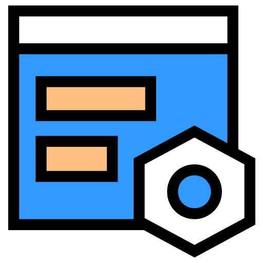 Acceptance template management Icon