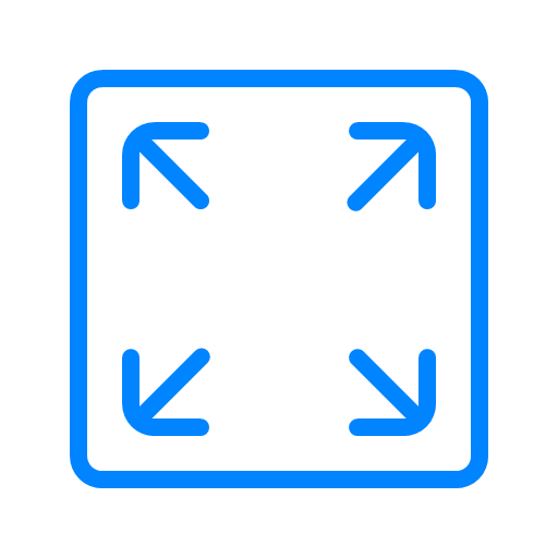 Adaptive alignment Icon