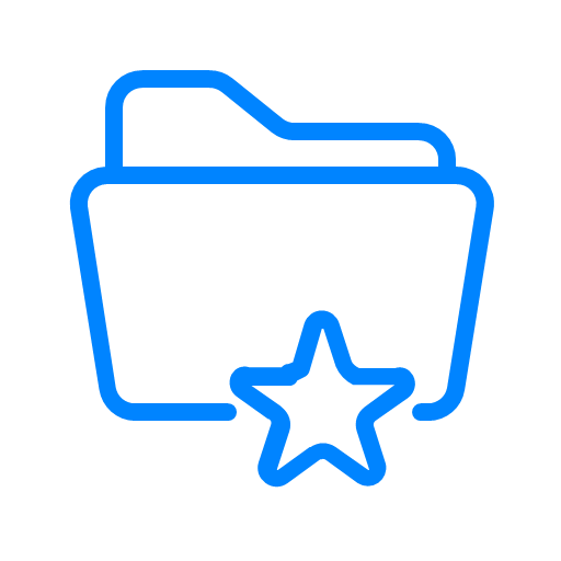 Material collection Icon