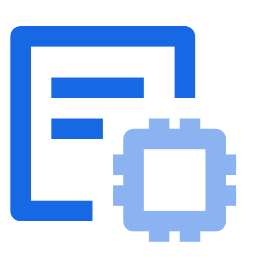 Edge product file request Icon