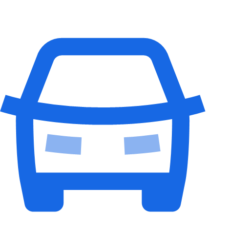 Vehicle use application process Icon