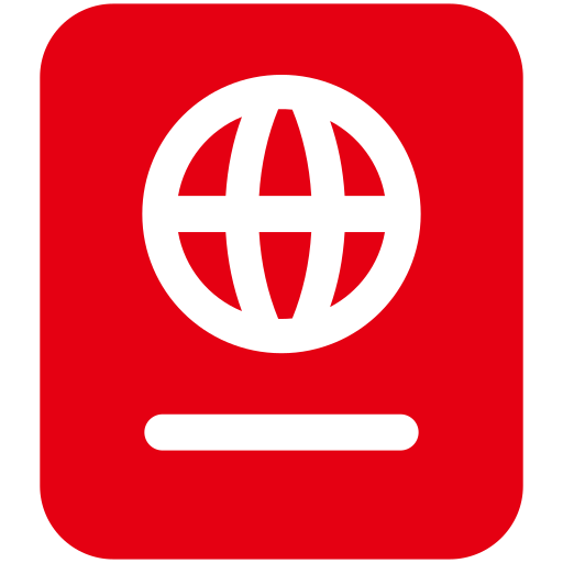 Exit and entry Icon