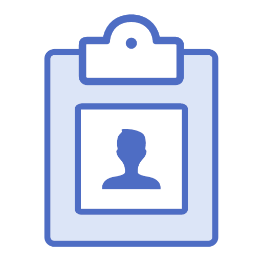 Work card Icon