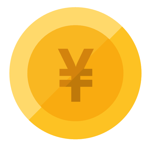 64- gold coin Icon
