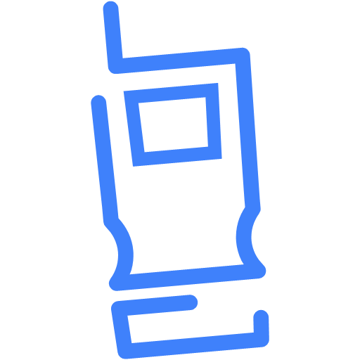 Cell-phone number Icon