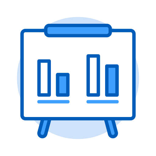 wd-applet-bar-graph Icon