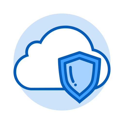 wd-applet-cloud-shield Icon