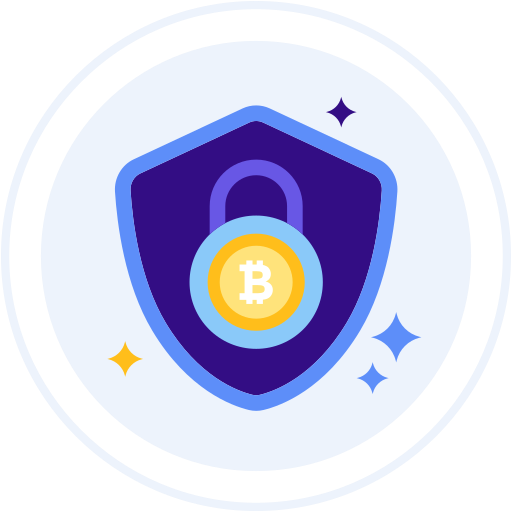 bitcoin-encryption Icon