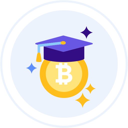 crypto-education Icon