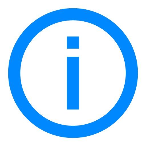 Essential information Icon