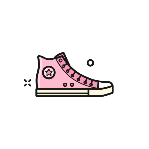 24_ canvas shoes Icon