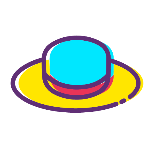 Clothes and hats Icon