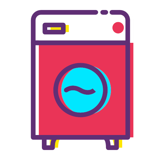 Clothes washing machine Icon