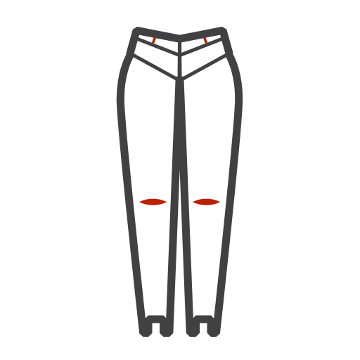 Spring new pants 05-01 Icon