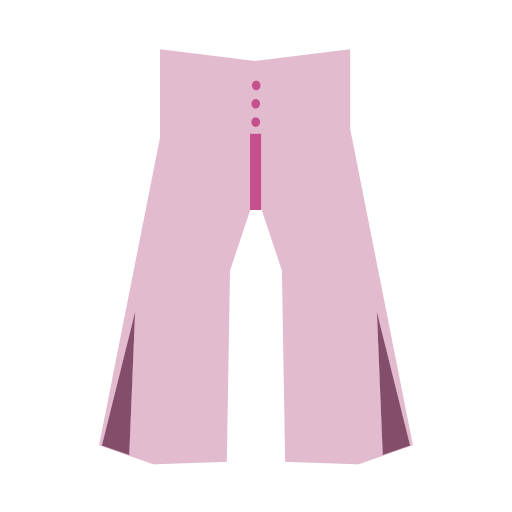 Wide leg pants Icon
