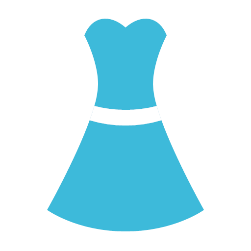 blue-dress Icon