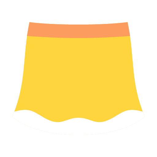 yellow-skirt Icon