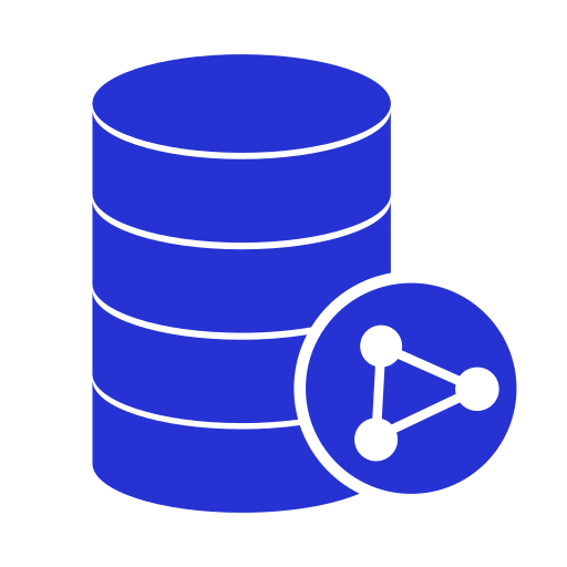 Big data Icon