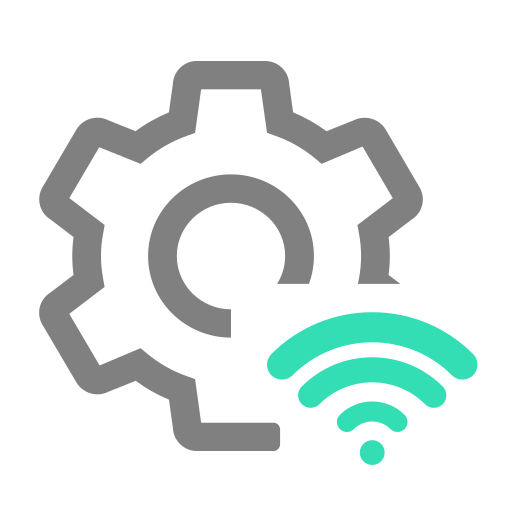 network configuration Icon