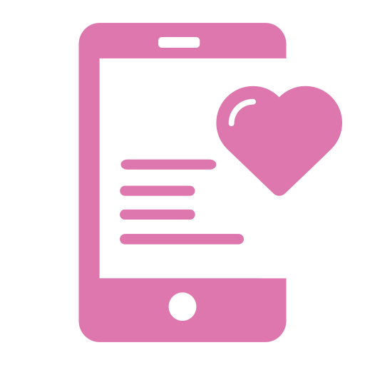 SMS marketing - SMS care Icon