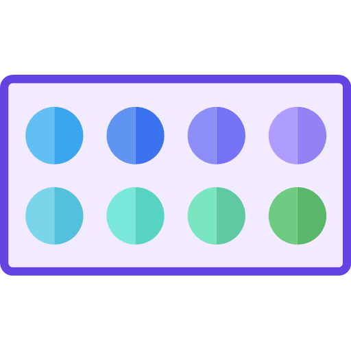 Paint box Icon