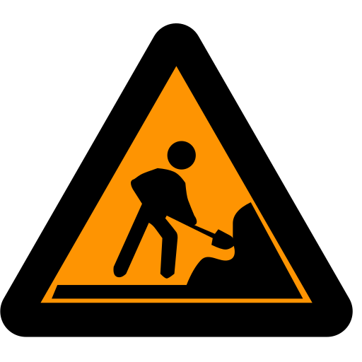 Third party construction Icon