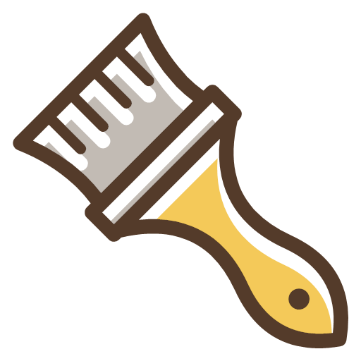 Tool brush Icon