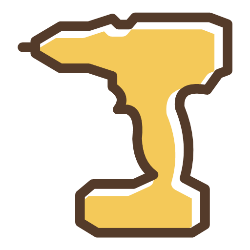 Tool drill Icon