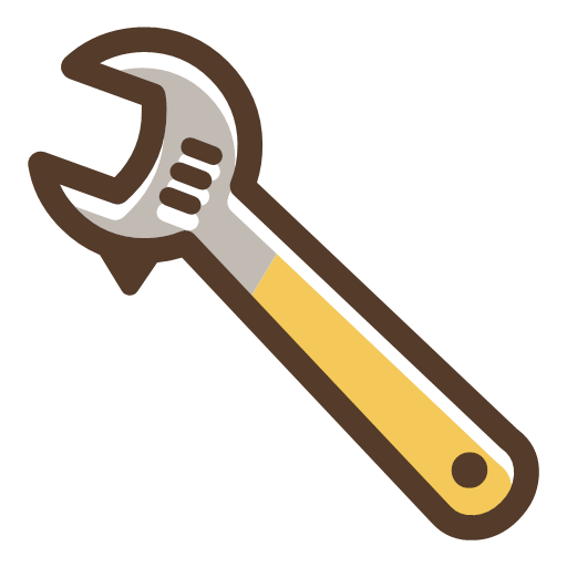 Tool wrench Icon