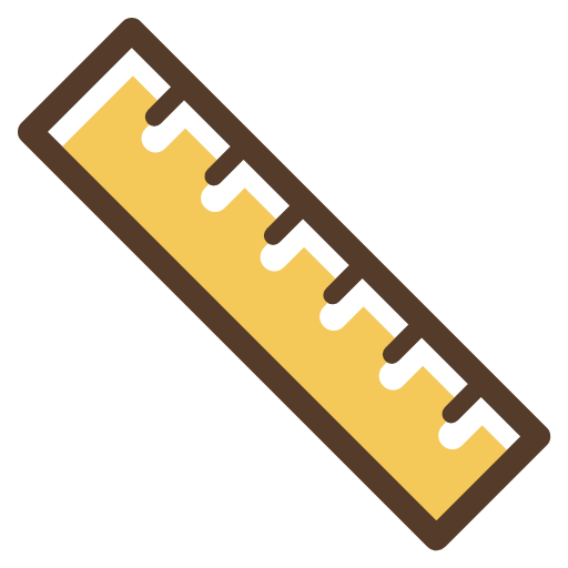 Tools - ruler Icon