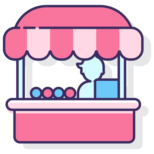 food-vendor Icon