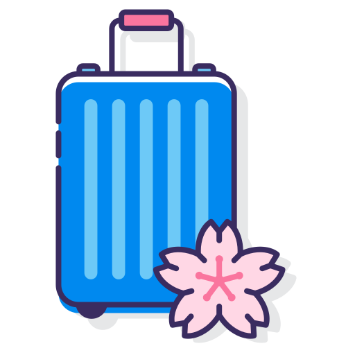 sakura-tour-package Icon
