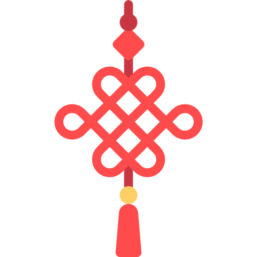 Chinese knot Icon