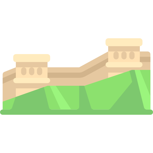 The Great Wall Icon