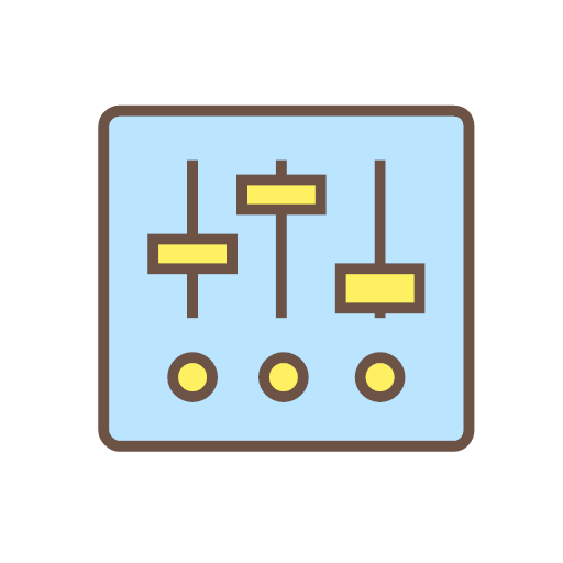 Data alternation Icon