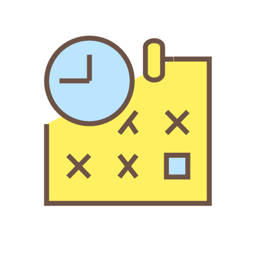 Monthly data Icon