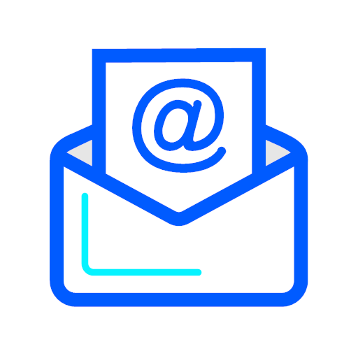 Mail reception Icon
